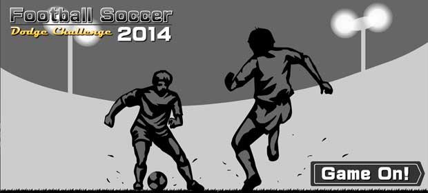 Football Soccer Dodge 2014