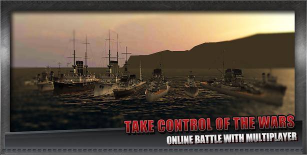 Naval Front-Line : Battleship