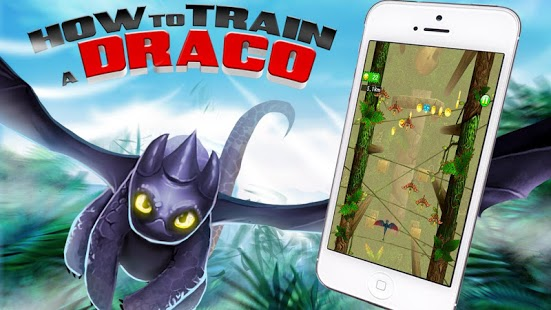 How to Train a Draco: The Game