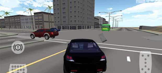 D Super Car Parking Games