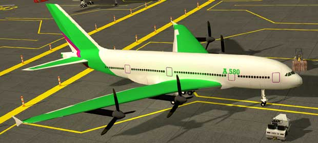 Transporter Plane 3D » Android Games 365 - Free Android