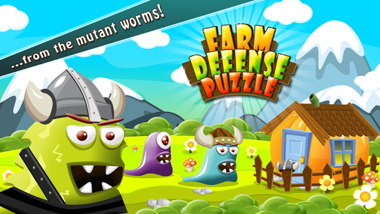 Farm Defense Puzzle