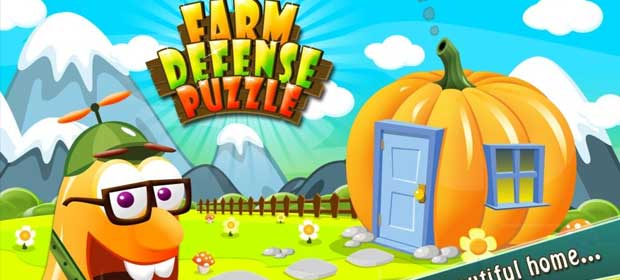 Farm Defense Puzzle