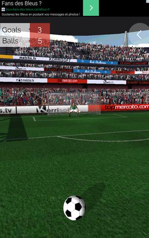 Kick Challenge 2014 (soccer)