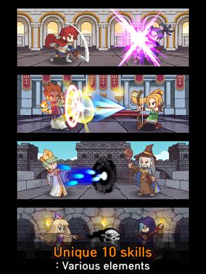 Fantasy Puzzle Saga