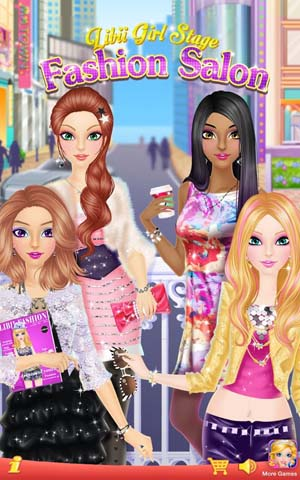 Fashion salon android games 365 free android games for Salon games free download