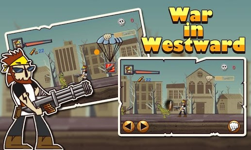 Western Wasteland War