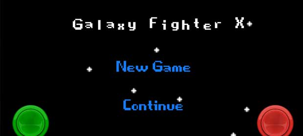 Galaxy Fighter X