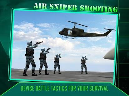 Air Sniper Shooting 3D