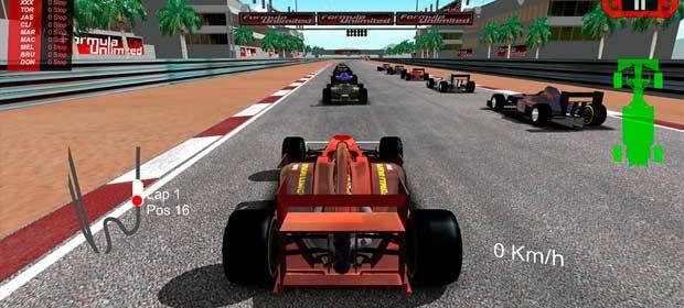 Formula Unlimited 2014