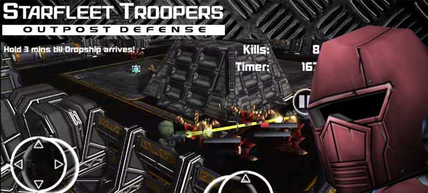 Starfleet Troopers: Outpost