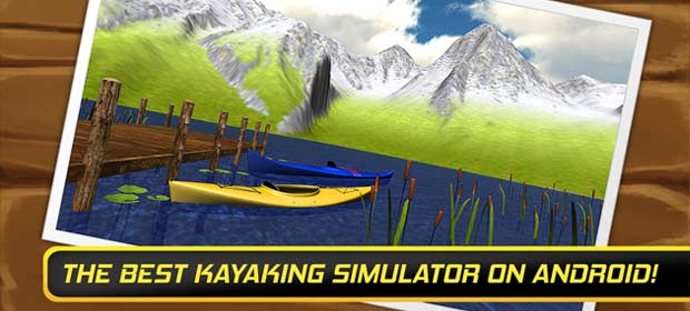 Grand Kayaking - The Game