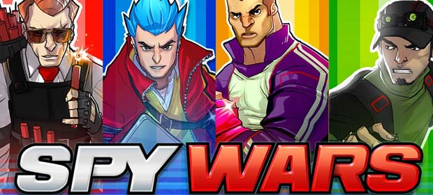 Spy Wars l Version: 1.0.9  Size: 49.70MBDevelopers: Hothead Games