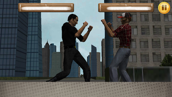 Street Fighting 3D