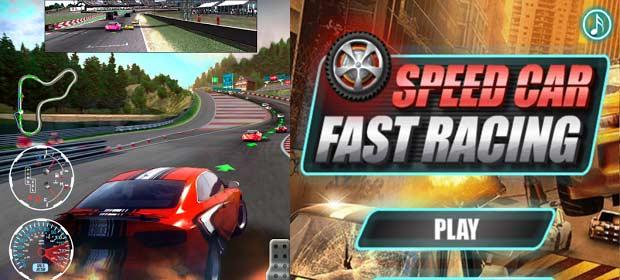 Speed Car Fast Racing