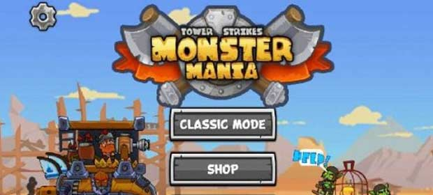 Monster Mania - Tower Strikes
