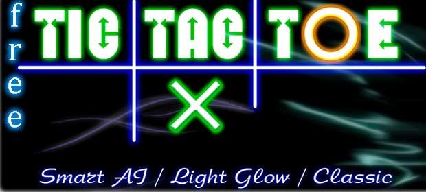 Tic Tac Toe LightGlow