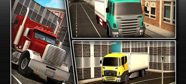 Road Truck Simulator 3D Games