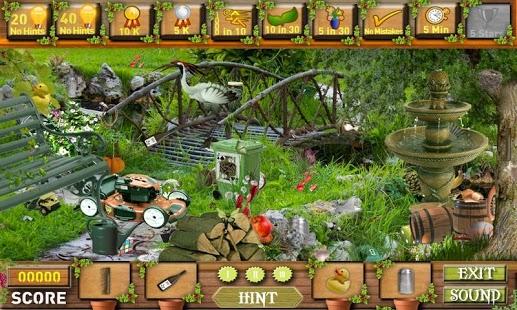 ... for this game: Garden Joy , Hidden Object , Free Hidden Object Games