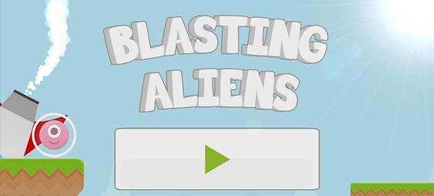 Blasting Aliens