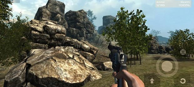Survival in forest android games 365 free android for Survival fishing games