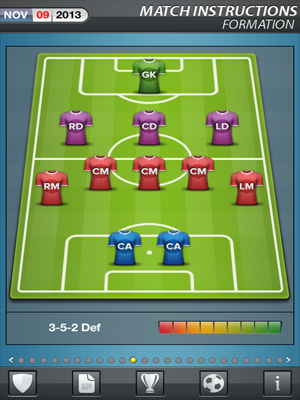 how to support other managers in top eleven