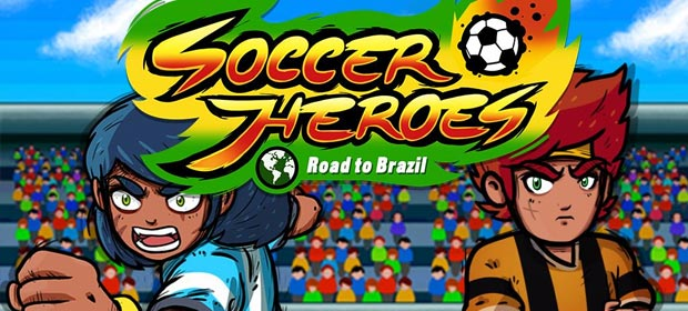 Soccer Heroes - Road to Brazil
