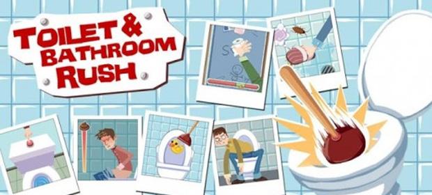 Toilet & Bathroom Rush