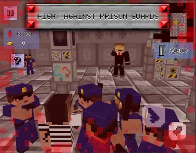 Prison Break Craft 3D
