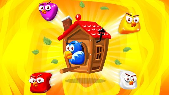 Bad Bad Birds - Puzzle Defense