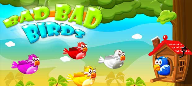 Bad Bad Birds - Puzzle Defense