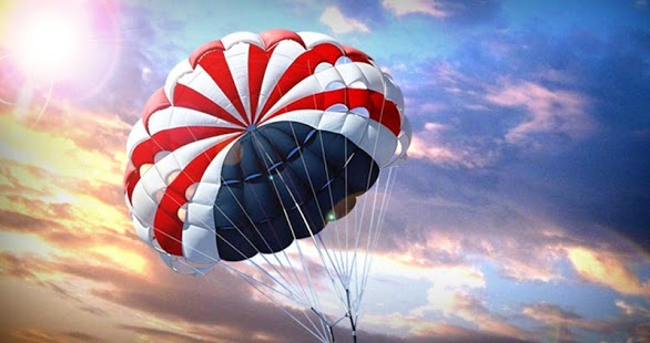 Parachute Jumping Yolo 187 Android Games 365 Free