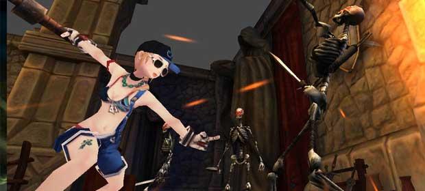Sword Girl:Dungeon