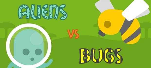 Aliens vs Bugs Defense