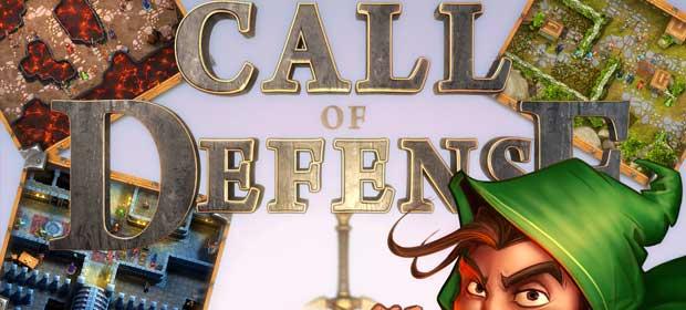 Call of Defense TD