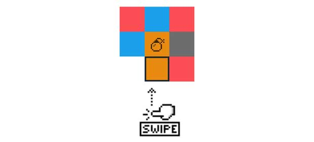 Swipe Blocks