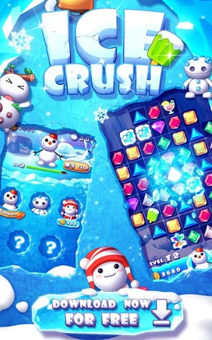 Ice Crush 187 Android Games 365 Free Android Games Download