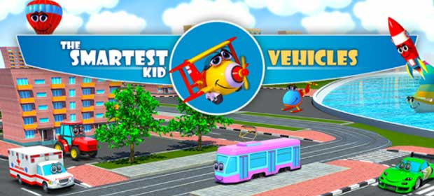 The Smartest Kid: Vehicles