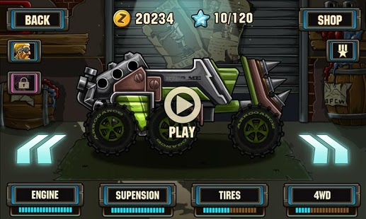 Zombie Road Racing 187 Android Games 365 Free Android