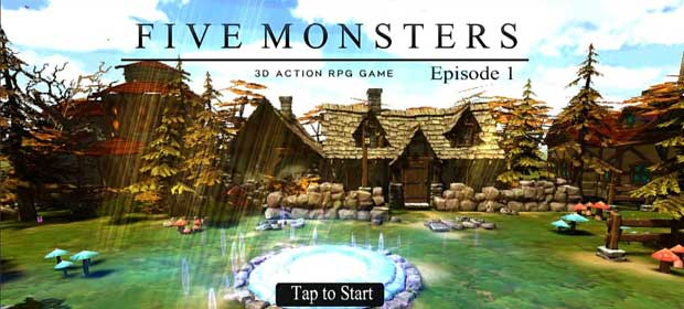 Five Monsters Episode1