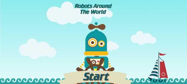 Robots around the world