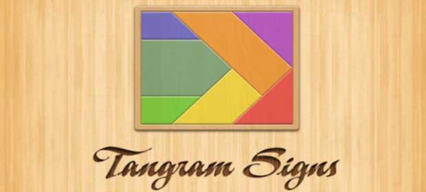 Tangram Traffic Signs