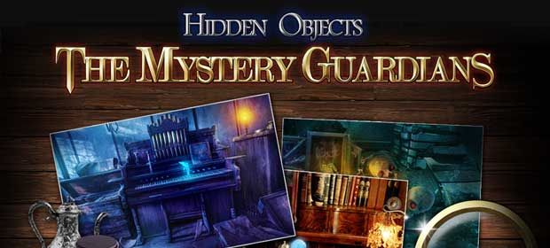 Hidden Object Mystery Guardian