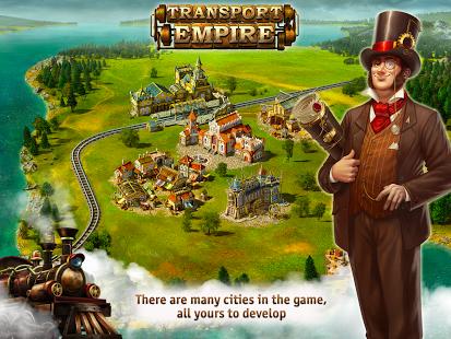 Transport Empire - Tycoon