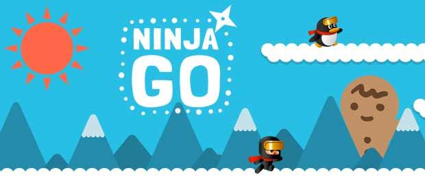 Ninja GO : Infinite Jump