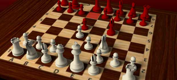 3D Chess Game » Android Games 365 - Free Android Games Download