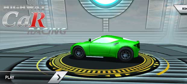 Highway Car Racing 3D