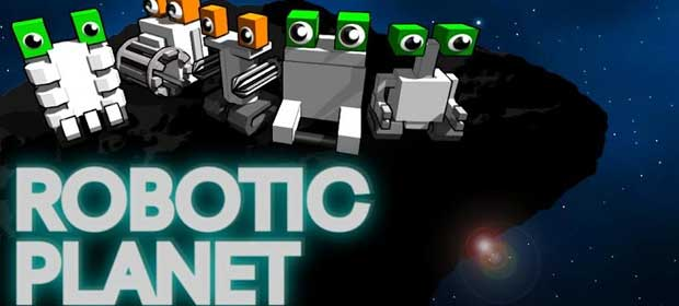 Robotic Planet RTS