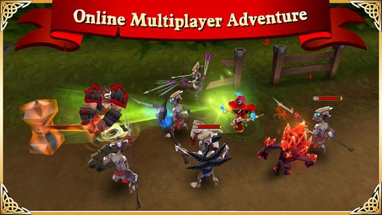 Arcane Legends: MMO RPG