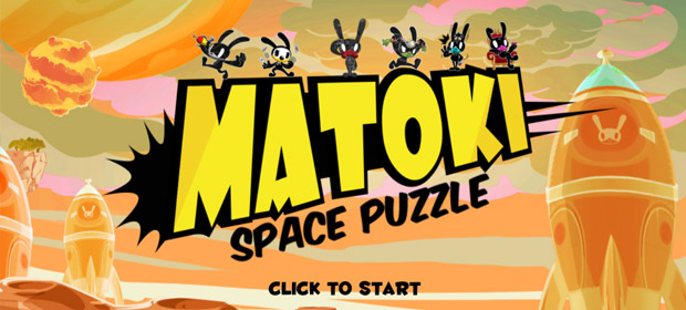MATOKI Space Puzzle